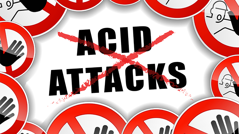 Acid Attacks – Where Should I Go?