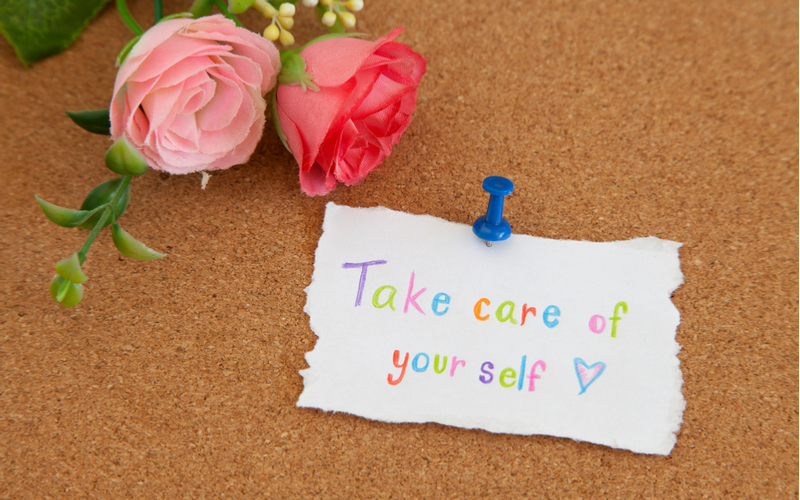 Choose Self-Care For Life This Self Care Week