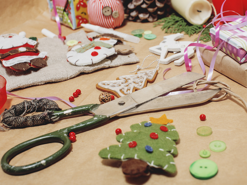 Christmas Craft Ideas To Benefit Your Mental Wellbeing