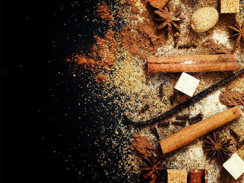 Christmas Spices: Healthy as well as tasty!