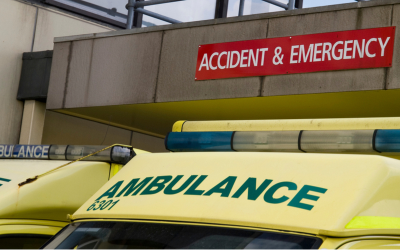 when to call an ambulance