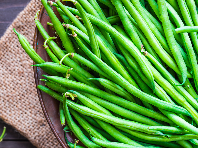6 Health Benefits of Green Beans