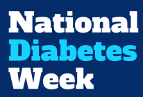 Diabetes Week 2016, 12th-18th June 2016