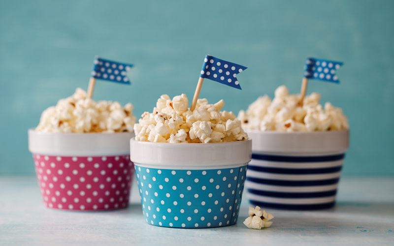 Get Popping this National Popcorn Day