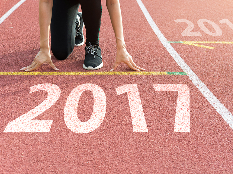 New Year Health Resolutions 2017