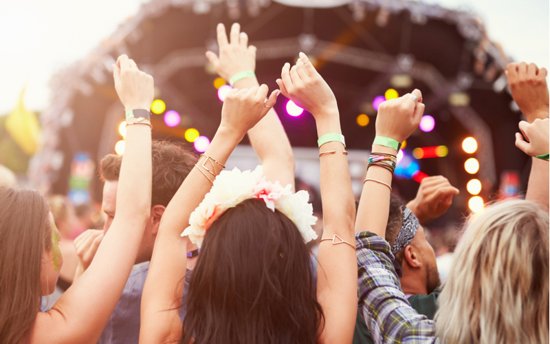 Staying Healthy At Summer Festivals