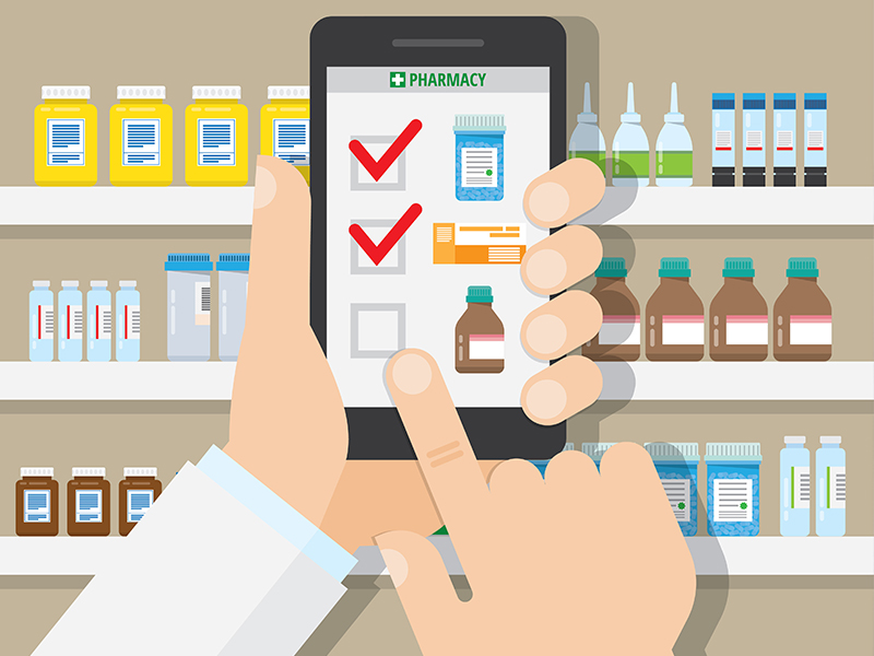 Buying Medication Online: Why it's important to see your GP instead