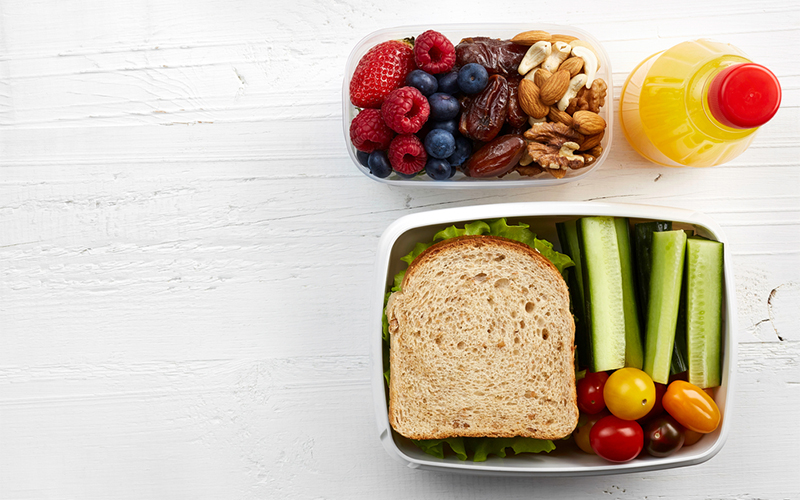 5 Easy and Healthy Kids Packed Lunches