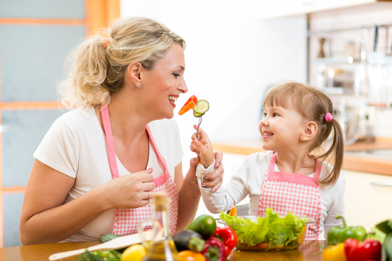 Image result for 5 Tips to Teach Your Kids to Eat Healthy