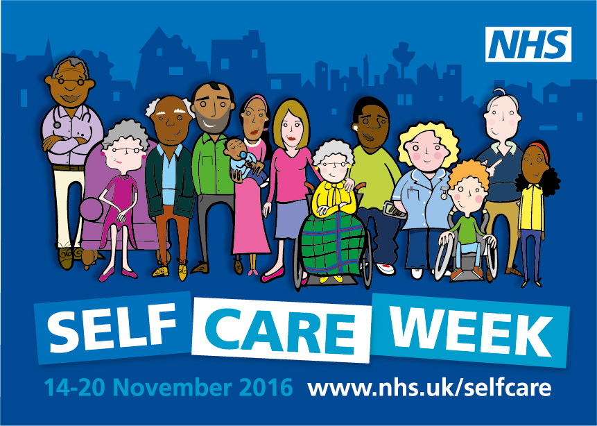 Self-Care Week 2016 in Bracknell Forest