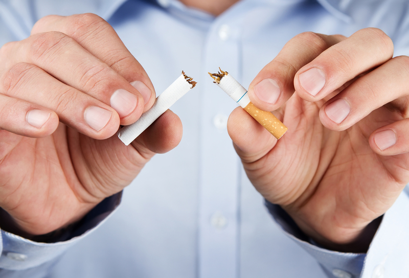 Could smoking lead to early menopause?