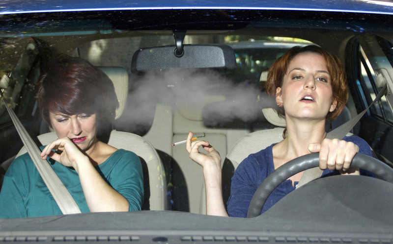 New Car Smoking Laws To Protect Under 18s Come Into Force in October