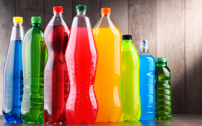 sugary drinks alternatives